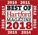 Best of Hartford Magazine 2010-2018!